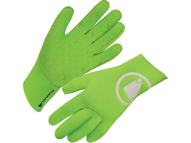 Endura FS260-Pro Nemo Cykelhandsker, neon green